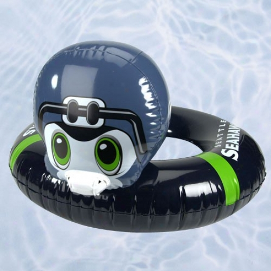 Seattle Seahawks 24-inh Mascot Inner Tube