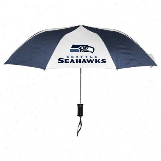 Seattle Seahawks 42'' Folding Umbrella