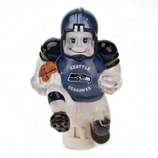 Seattle Seahawks 5-inch Running Hindmost Night Light