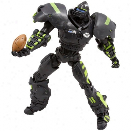 Seattle Seahawks Fox Sports Cleatus The Robot Action Represent