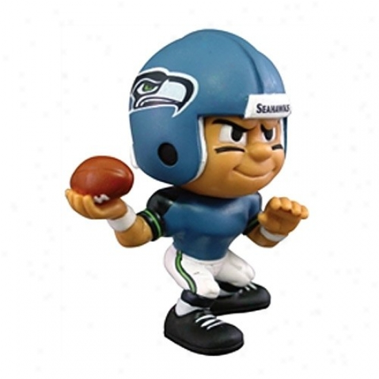 Seattle Seahawks Lil' Teammates Quarferback Figurine