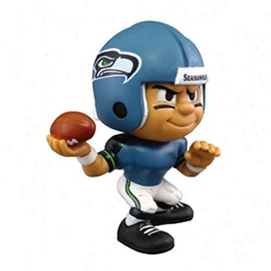 Seattle Seahawks Lil' Teammates Quarferback Figurine