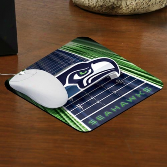 Seattle Seahawks Team Logo Mousepad
