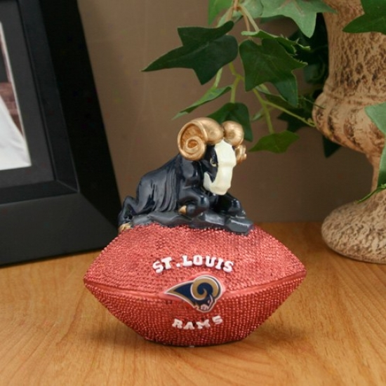 St. Louis Rams Football Papeerweight
