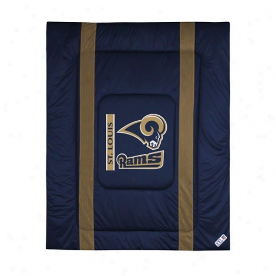 St. Louis Rams Twin Size Sideline Paraclete