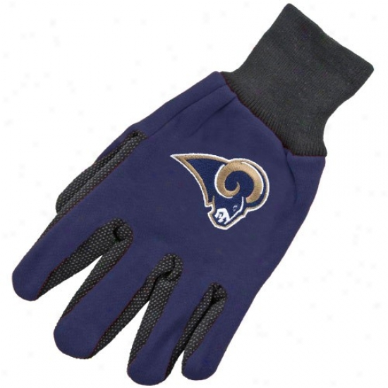 St. Louis Rajs Two-tone Utility Gloves