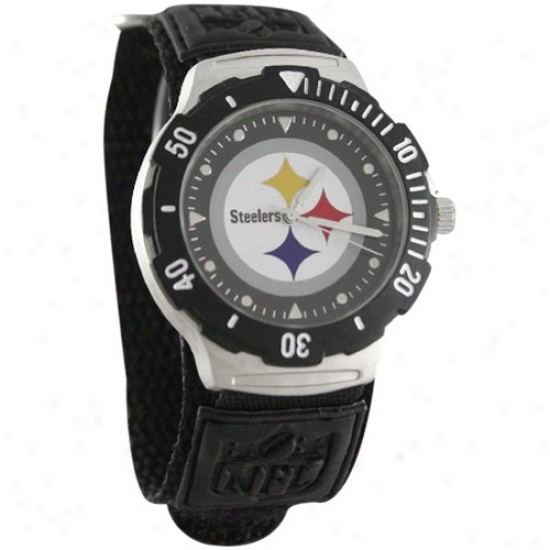 Steelers Watches : Steelers Agent V Watches