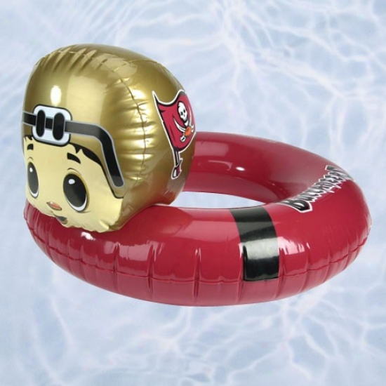 Tampa Bay Buccaneers 24-inch Mascot Inner Tube