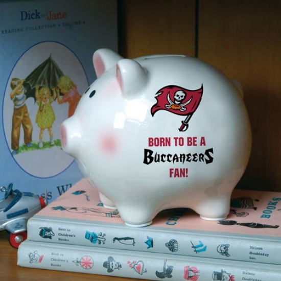 Tampa Bay Buccaneers Born To Be Piggy Bank