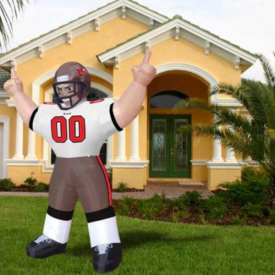 Tampa Bay Buccaneers Inflatable Actor