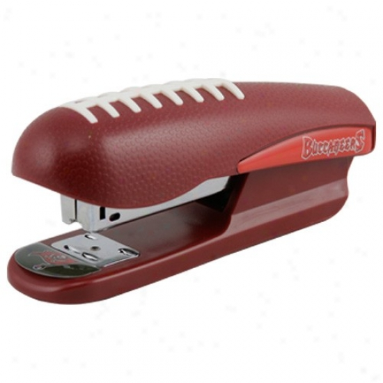 Tampa Bay Buccaneers Pro-grip Footall Stapler
