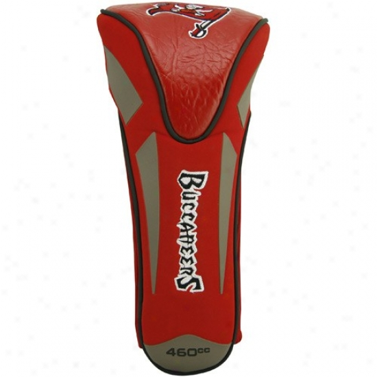 Tampa Bay Buccaneers Red-gold Jumbo Apex Headcover