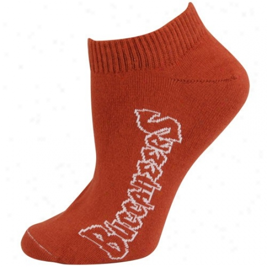 Tampa Bay Buccaneers Red Ladies 9-11 Ankle Socks