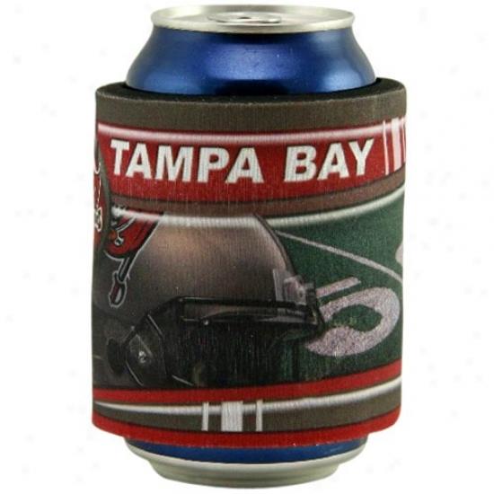 Tampa Bay Buccaneers Slap Wrap Can Coolie