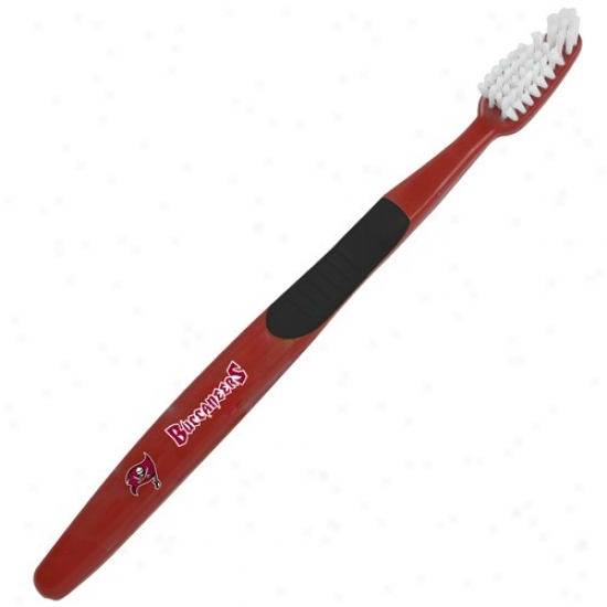 Tampa Bay Buccaneers Soft Toohtbrush