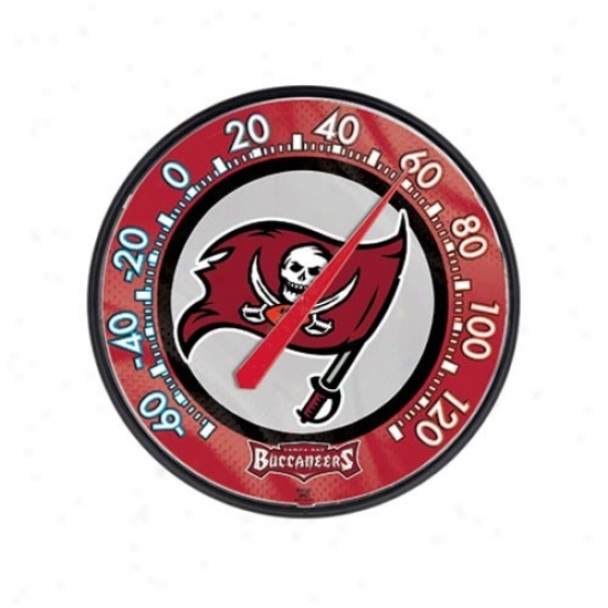 Tampa Bay Buccaneers Thermometer