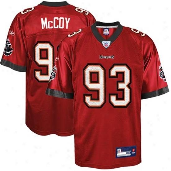 Tampa Bay Bucs Jerseys : Reebok Gerald Mccoy Tampa Bay Bucs Youth Replica Jerseys - Red