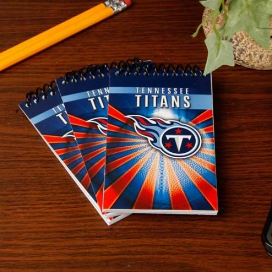 Tennessee Titans 3-pack Memo Books