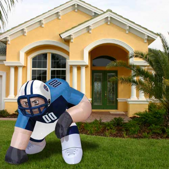 Tennessee Titans Inflatable Bubba Mascot