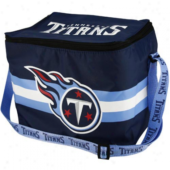 Tennessee Titans Insulated 12 Pack Coller