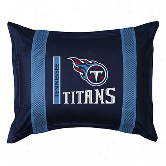 Tennessee Titans Sideline Pillow Sham