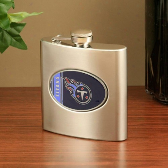 Tennessee Titans Stainless Sreel Flask