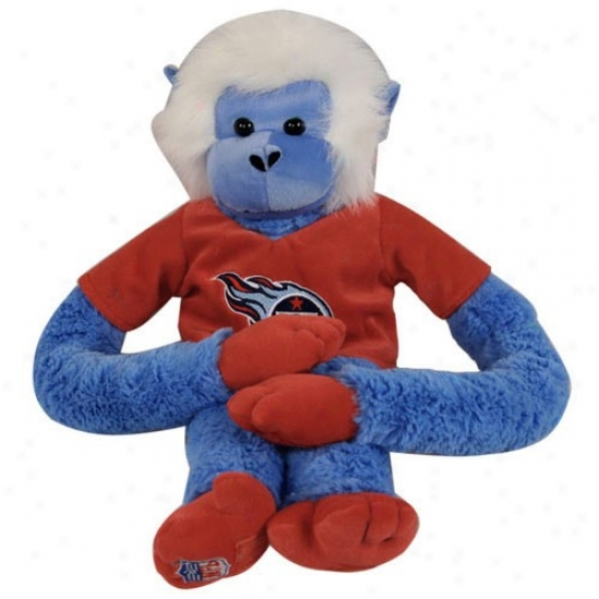 Tennessee Titams Team Rally Monkey