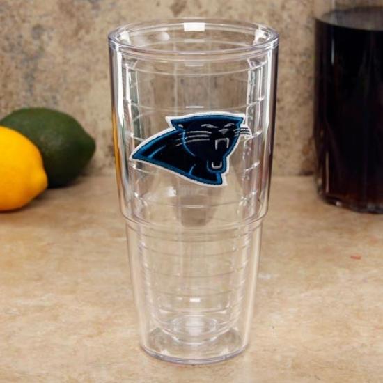 Tervis Tumbler Carolina Panthers 24oz. Team LogoT all Tumbler Chalice
