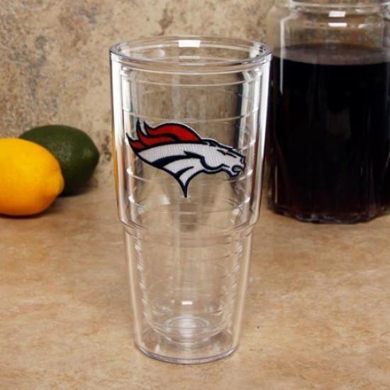 Tervis Tumbler Denver Broncos 24oz. Team Logo Tumbler Cup