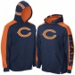 Bears Fleece : Reebok Bears Youth Navy Blue Powerhouse Fleece