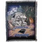 """carolina Panthers 48""""x60"""" Home Field Advantage Blanket Throw"""
