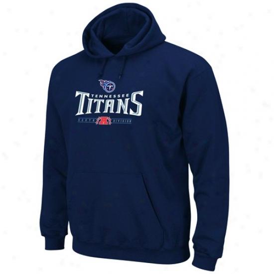 Titans Fleece : Titans Navy Blue Critical Victory Iv Flesce