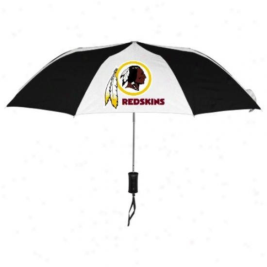 Totes Washington Redskins 54'' Folding Umbrella