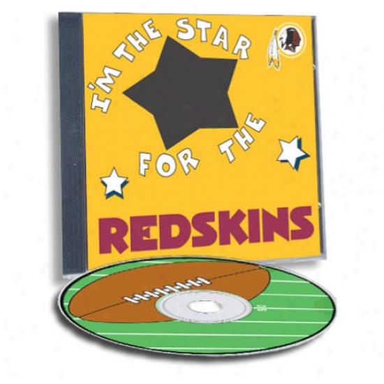 Washington Redskins Plan Hero Custom Sports Cd