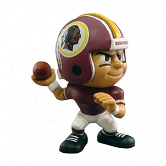Washington Redskins Lil' Teammates Quarterback Figurine