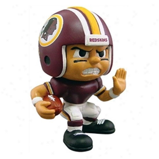 Washington Redsknis Lil' Teammates Running Back Figurine