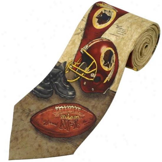 Washington Redskins NostalgiaT ie
