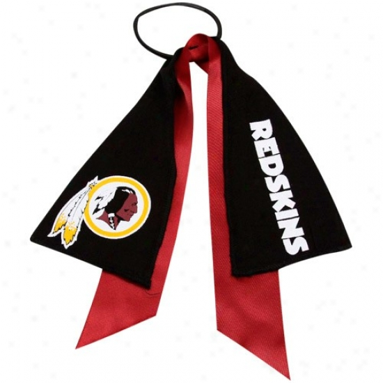 Washington Redskins Ponytail Holder