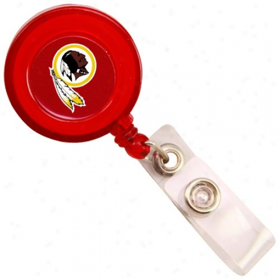 Washington Redskins Red Badge Totter