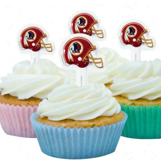 Washington Redskins Team Helmet Party Pics