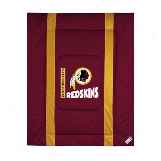 Washington Redskins Twin Size Sideline Comforter