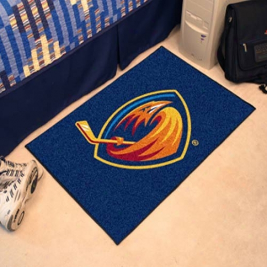 Atlanta Thrashers Navy Blue Starter Mat
