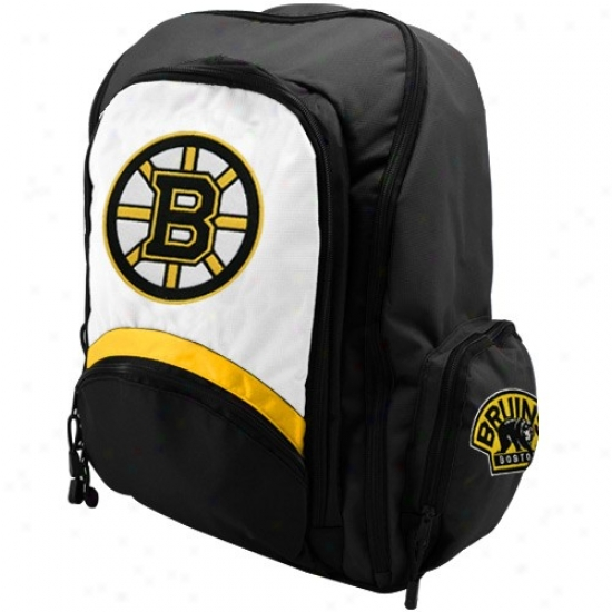 Boston Bruins Nhl Standard Backpack