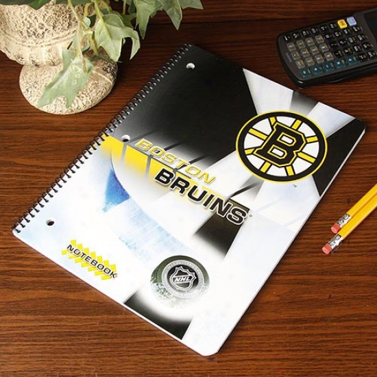 Boston Buins Notebook