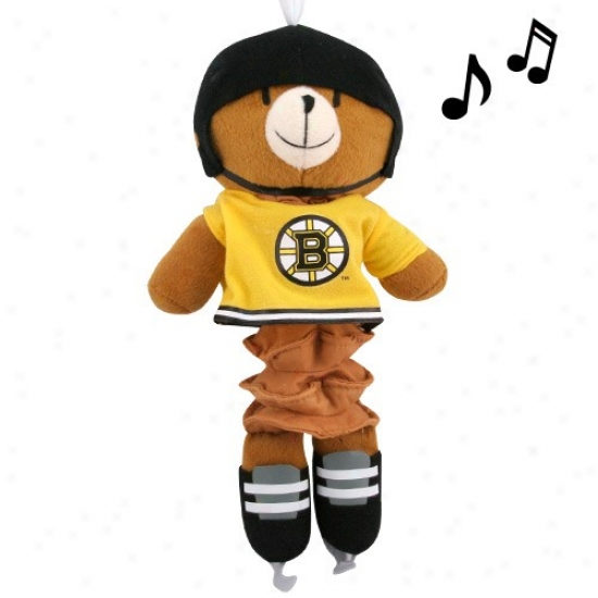 Boston Bruins Pull-down Mascot