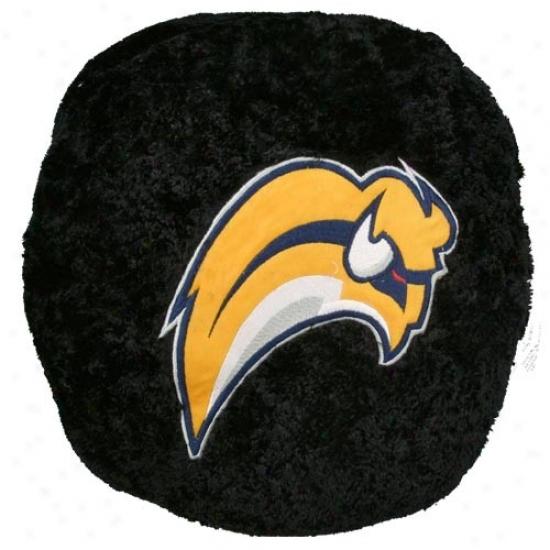 Buffalo Sabres 14-inch Team Logo Plush Pillow