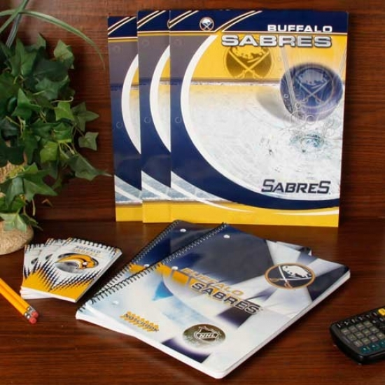 Buffalo Sabres Combo School Pack