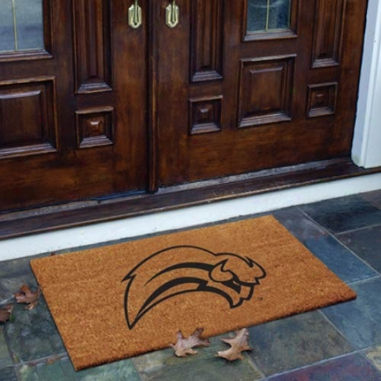 Buffalo Sabres Flocked Coir Door Mat