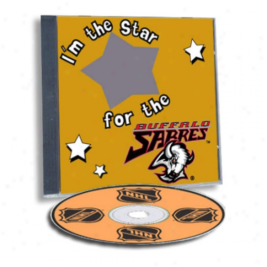 Buffalo Sabres Game Hero Custom Sports Cd