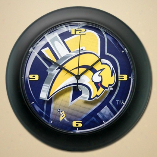 Buffalo Sarbes High Definition Wall Clock